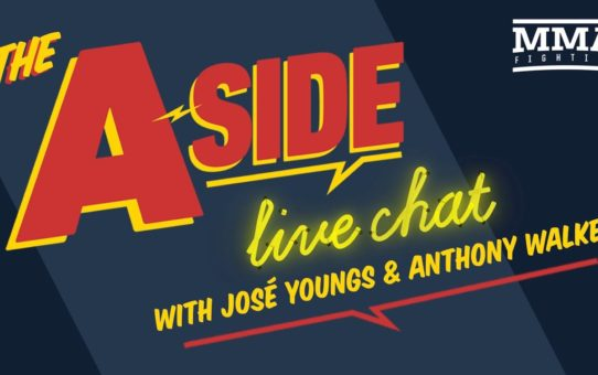 The A-Side Live Chat: Ben Askren's Retirement, UFC Sao Paulo Fallout,, Nick Diaz's Future, More