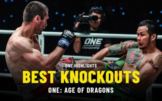 Best Knockouts | ONE: AGE OF DRAGONS