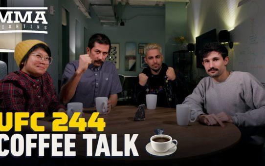 Coffee Talk: UFC 244 Edition – MMA Fighting