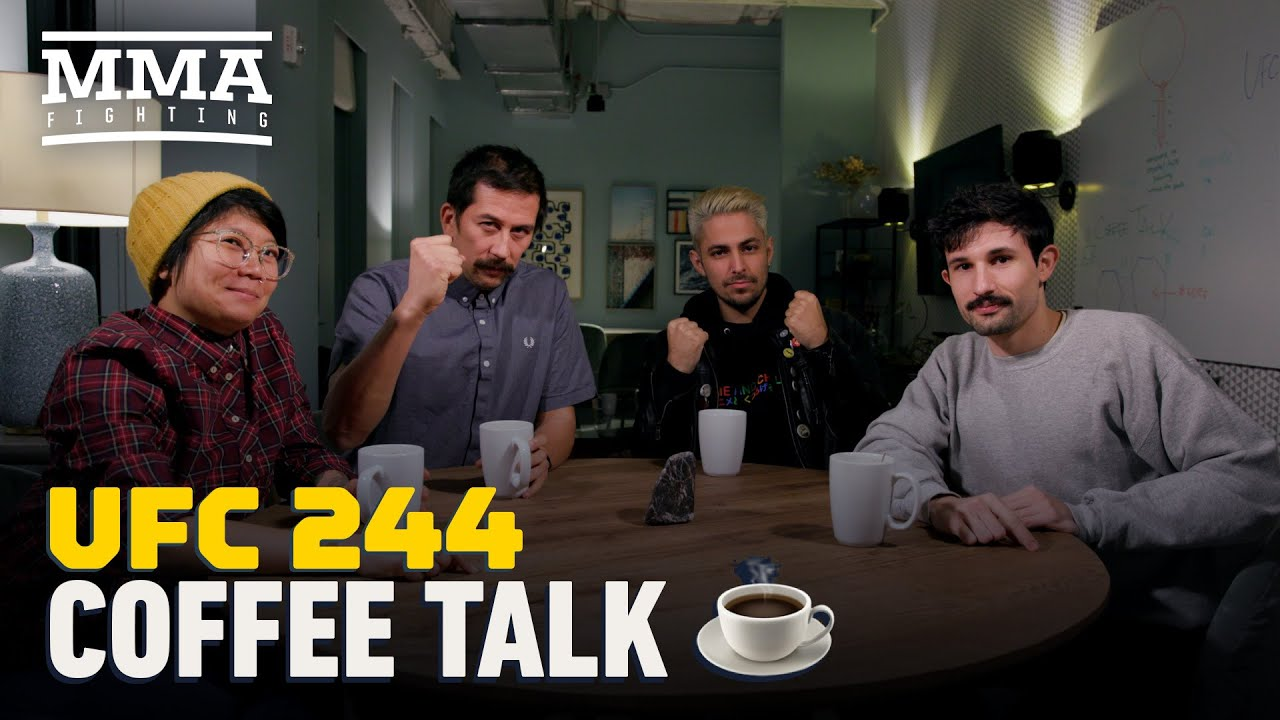 Coffee Talk: UFC 244 Edition - MMA Fighting