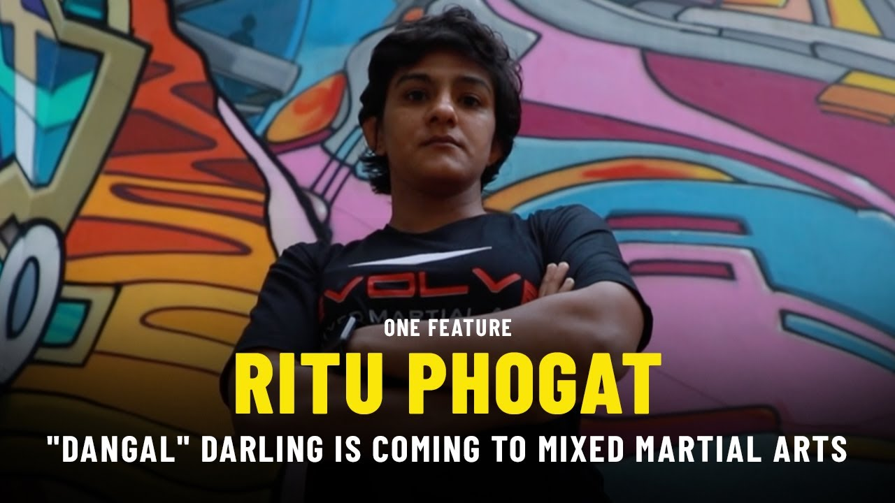 """Dangal"" Darling Ritu Phogat Is Coming To Mixed Martial Arts 