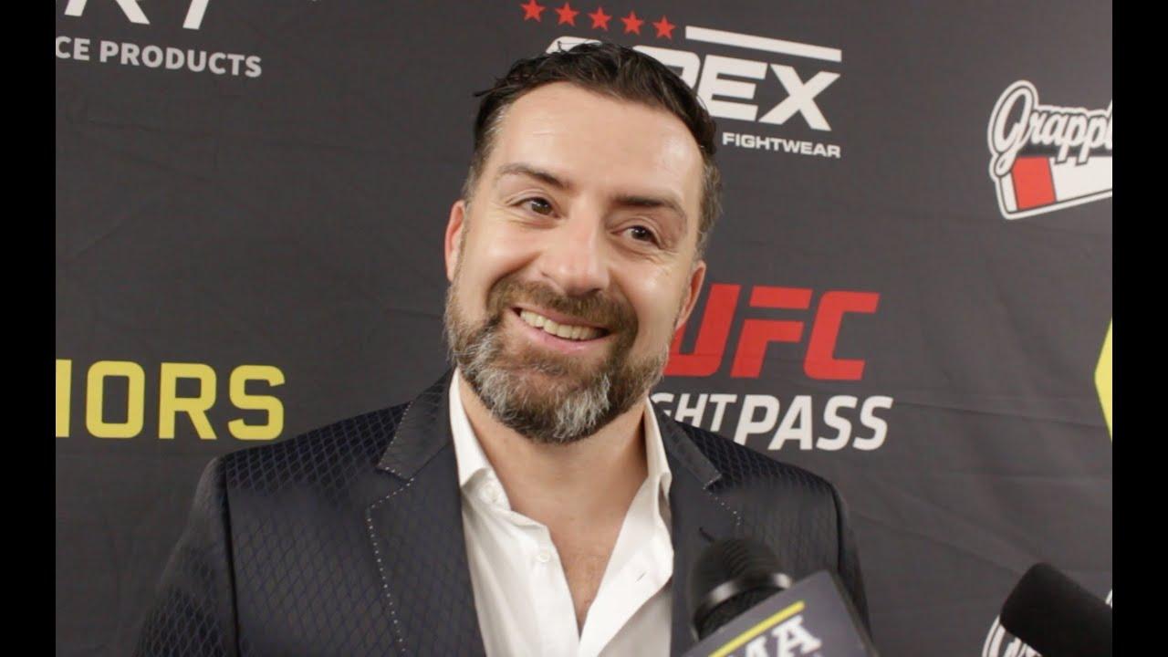 Cage Warriors President Graham Boylan Planning Four More Irish Shows In 2020 - MMA Fighting