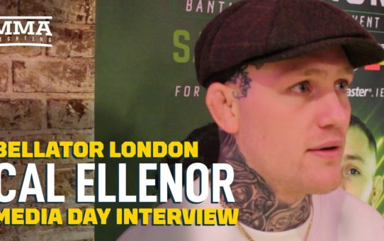 Cal Ellenor Motivated By Memory Of His Mother Ahead Of James Gallagher Clash – MMA Fighting