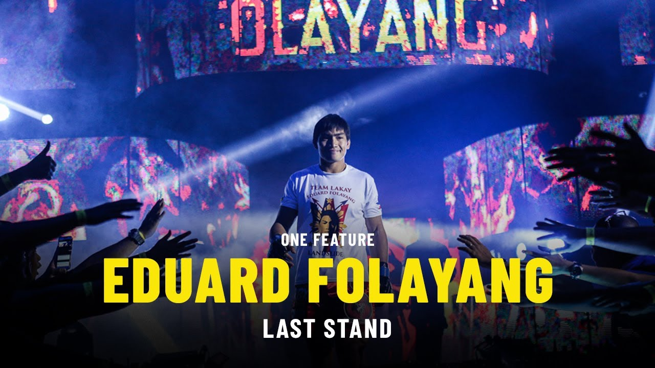 Eduard Folayang's Last Stand | ONE Feature