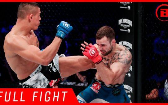 Full Fight | Costello Van Steenis vs. Mike Shipman – Bellator 223