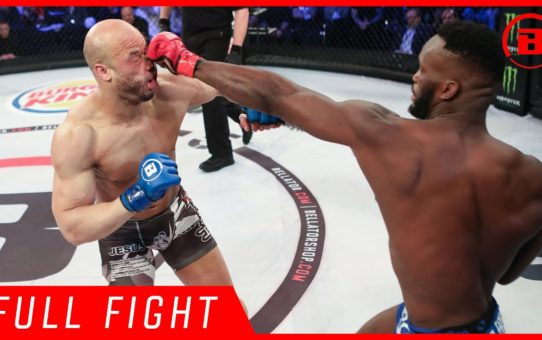 Full Fight | Fabian Edwards vs. Falco Neto Lopes – Bellator Birmingham