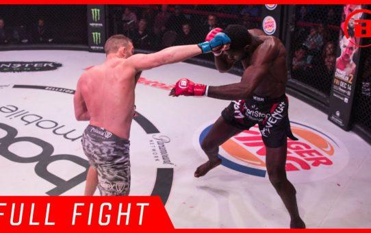 Full Fight | John Salter vs. Chidi Njokuani – Bellator 210