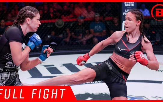 Full Fight | Juliana Velasquez vs Kristina Williams – Bellator 224