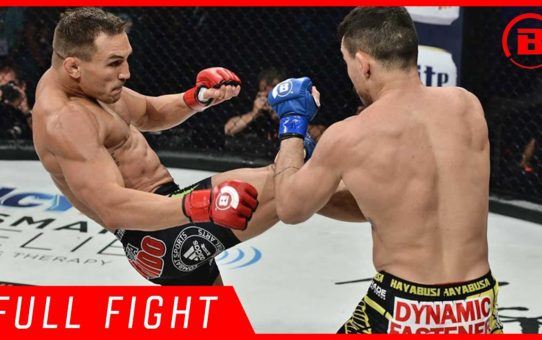 Full Fight | Michael Chandler vs. Patricky Pitbull – Bellator 157