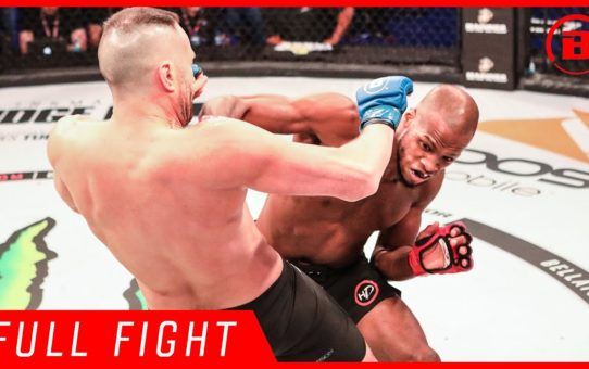 Full Fight | Michael Page vs. Richard Kiely – Bellator 227