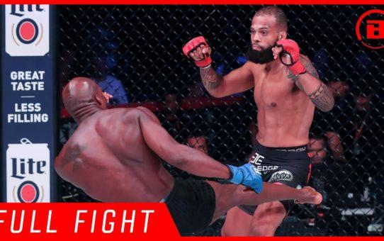 Full Fights | Jordan Young vs. Joel Bauman – Bellator 224