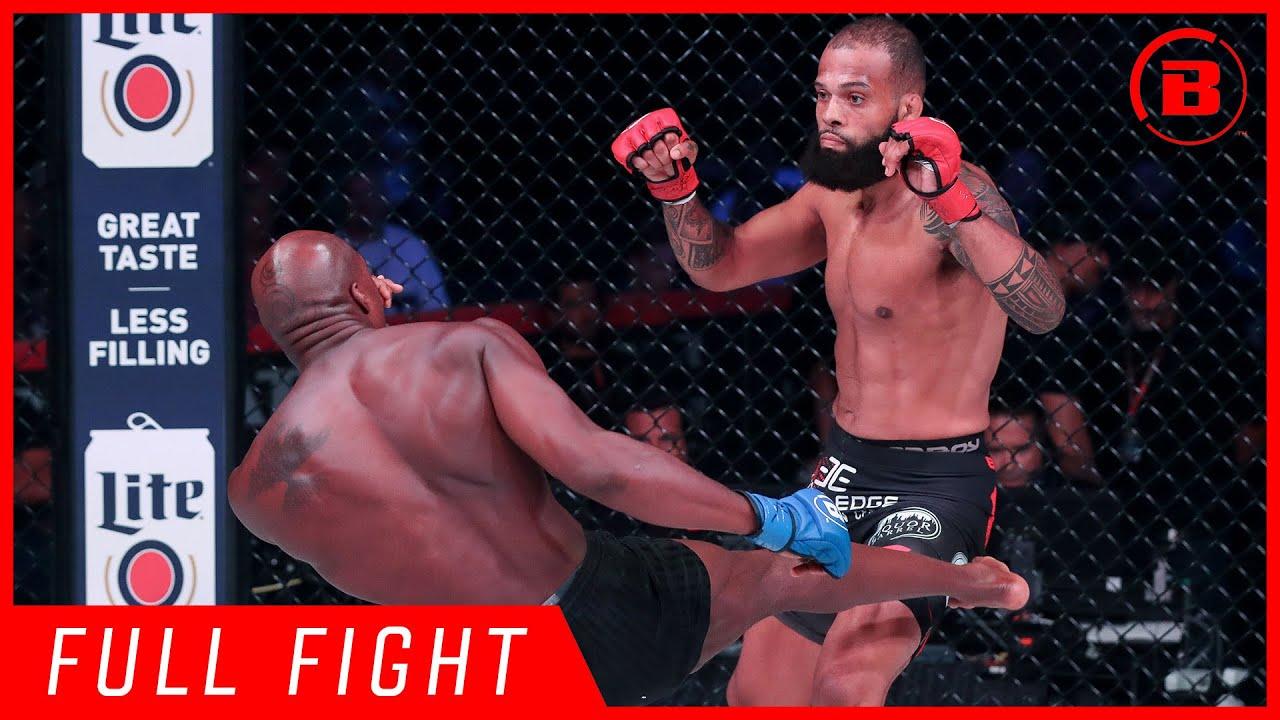 Full Fights | Jordan Young vs. Joel Bauman - Bellator 224