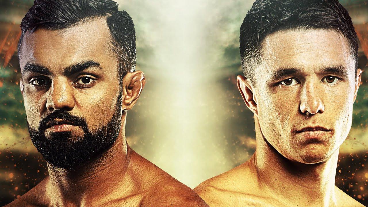Gurdarshan Mangat vs. Reece Mclaren   ONE Official Trailer