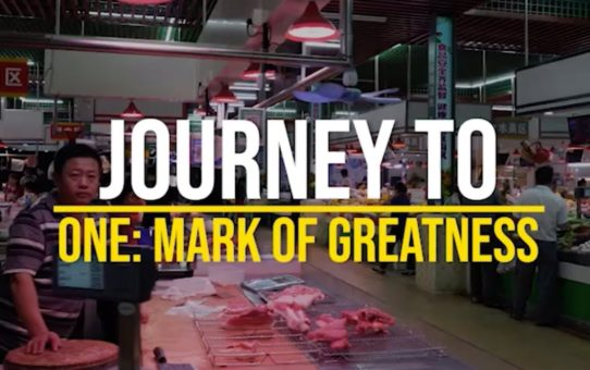 Zhang Chenglong & Alaverdi Ramazanov's Journey To ONE: MARK OF GREATNESS | ONE VLOG