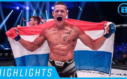 Highlights | Costello Van Steenis – Bellator 233