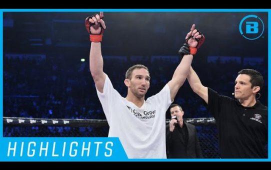 Highlights | John Salter – Bellator 233