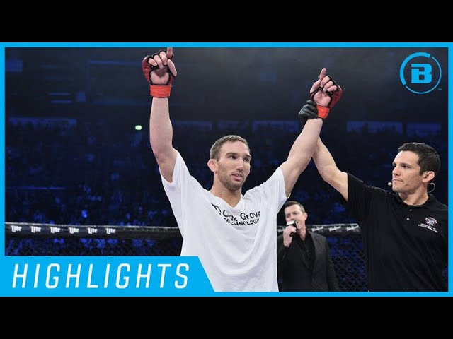 Highlights | John Salter - Bellator 233