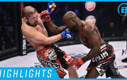 Highlights | King Mo – Bellator 233