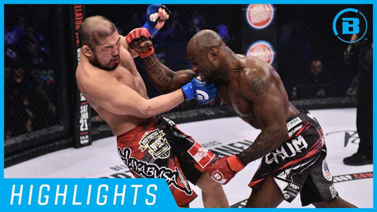 Highlights | King Mo - Bellator 233