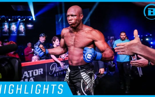 Highlights | Linton Vassell – #Bellator234