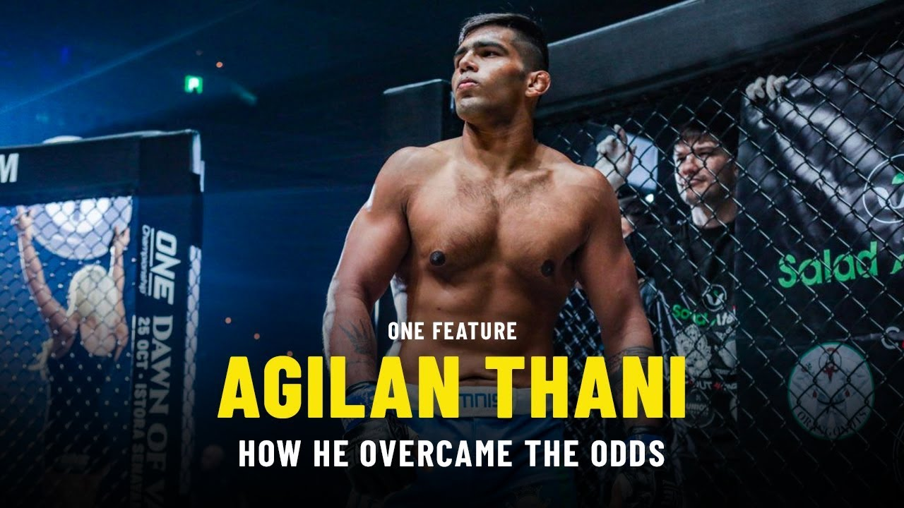 How Agilan Thani Overcame The Odds   ONE Feature
