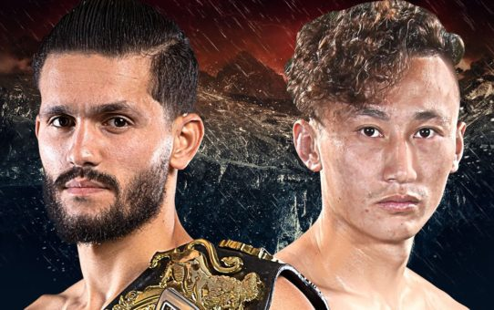 Ilias Ennahachi vs. Wang Wenfeng | ONE Main Event Feature