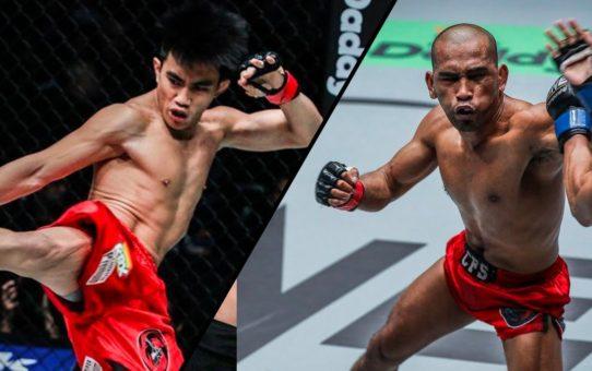 Joshua Pacio vs. Rene Catalan | All-Filipino Rivalry | ONE Feature