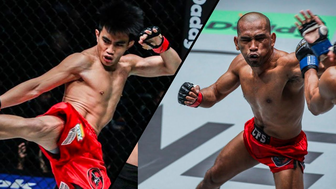 Joshua Pacio vs. Rene Catalan | All-Filipino Rivalry | ONE Feature