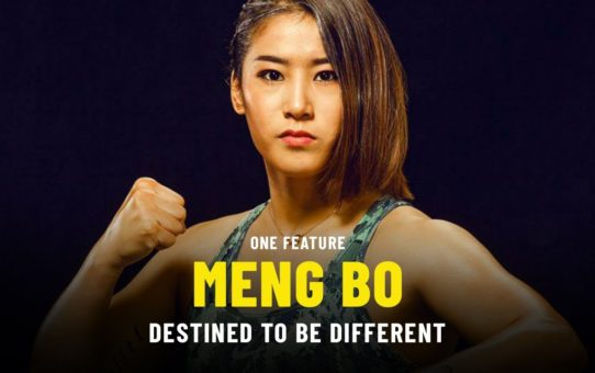 Meng Bo Was Destined To Be Different | ONE Feature