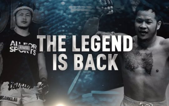 Muay Thai Legend Yodsanklai IWE Fairtex Is Back | ONE Official Trailer