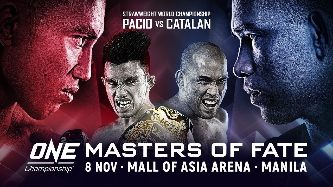 ONE Championship: MASTERS OF FATE Weigh-Ins & Hydration Tests