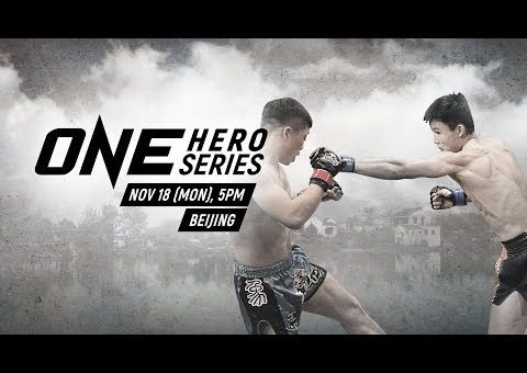 ONE Hero Series November