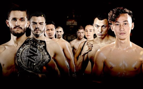 Kickboxing & Muay Thai World Champions Arrive In Beijing | ONE Official Trailer