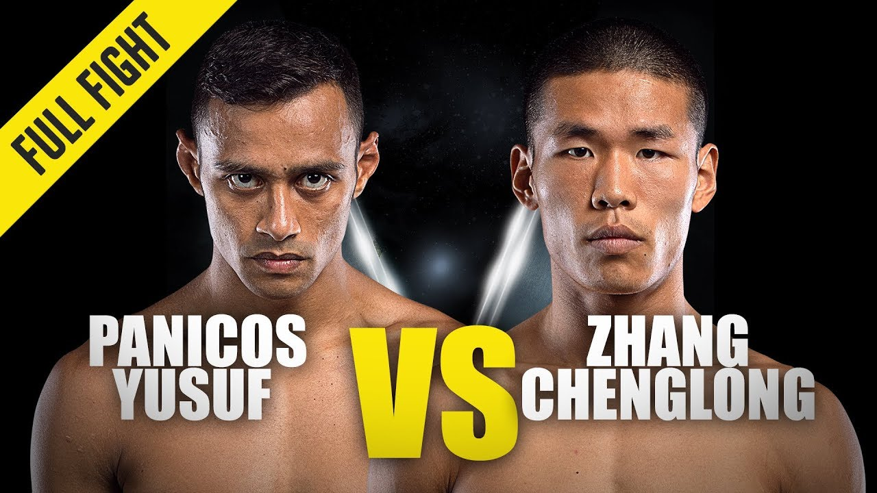 Panicos Yusuf vs. Zhang Chenglong | ONE Full Fight | May 2019