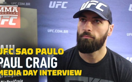 Paul Craig: I Don't See 'Shogun' Rua as This Mythical Beast – MMA Fighting