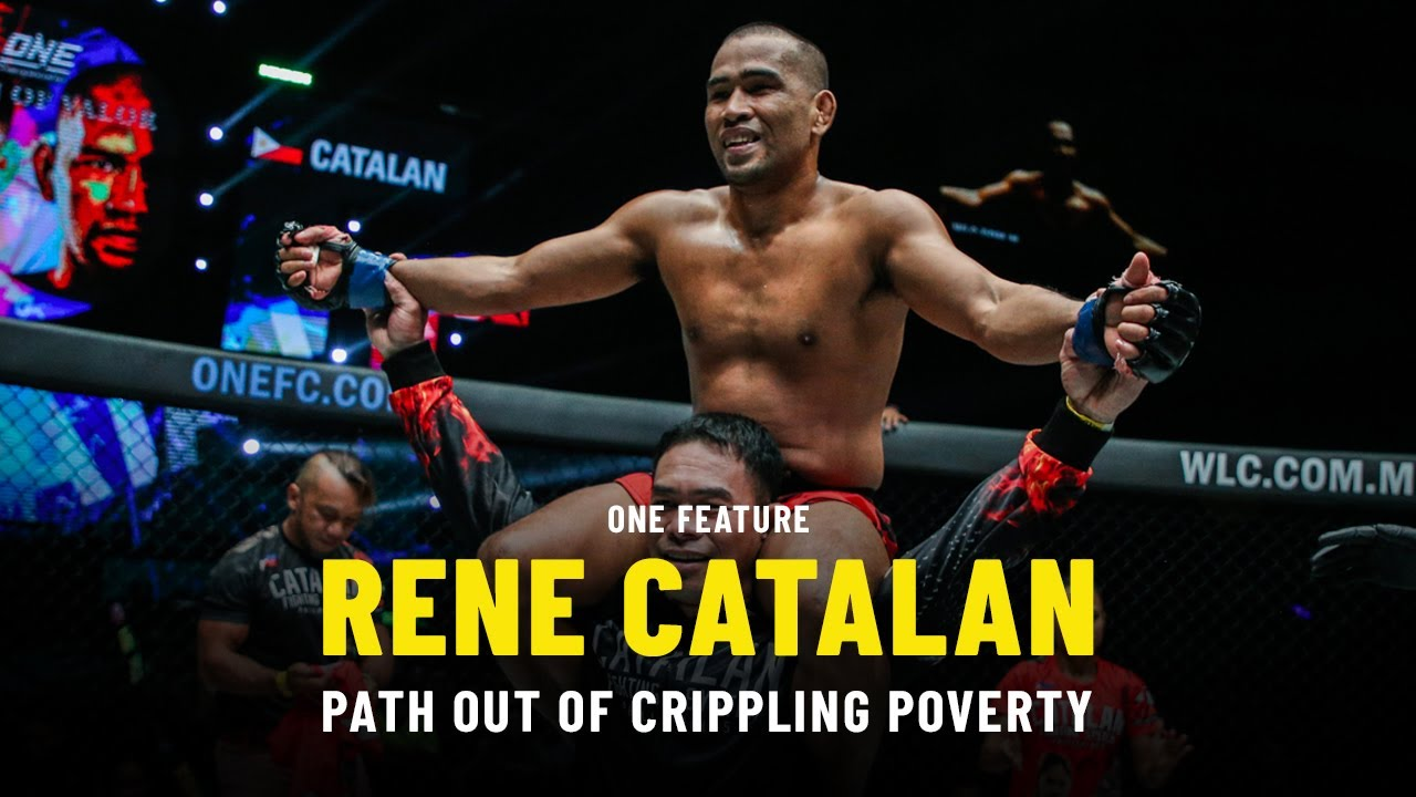 Rene Catalan's Path Out Of Crippling Poverty   ONE Feature