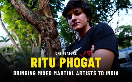 Ritu Phogat Bringing Mixed Martial Artists To India | ONE Feature