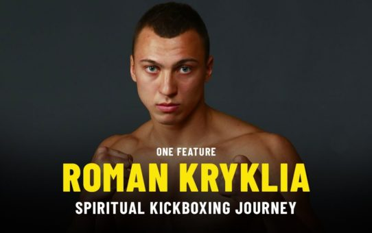 Roman Kryklia's Spiritual Kickboxing Journey | ONE Feature