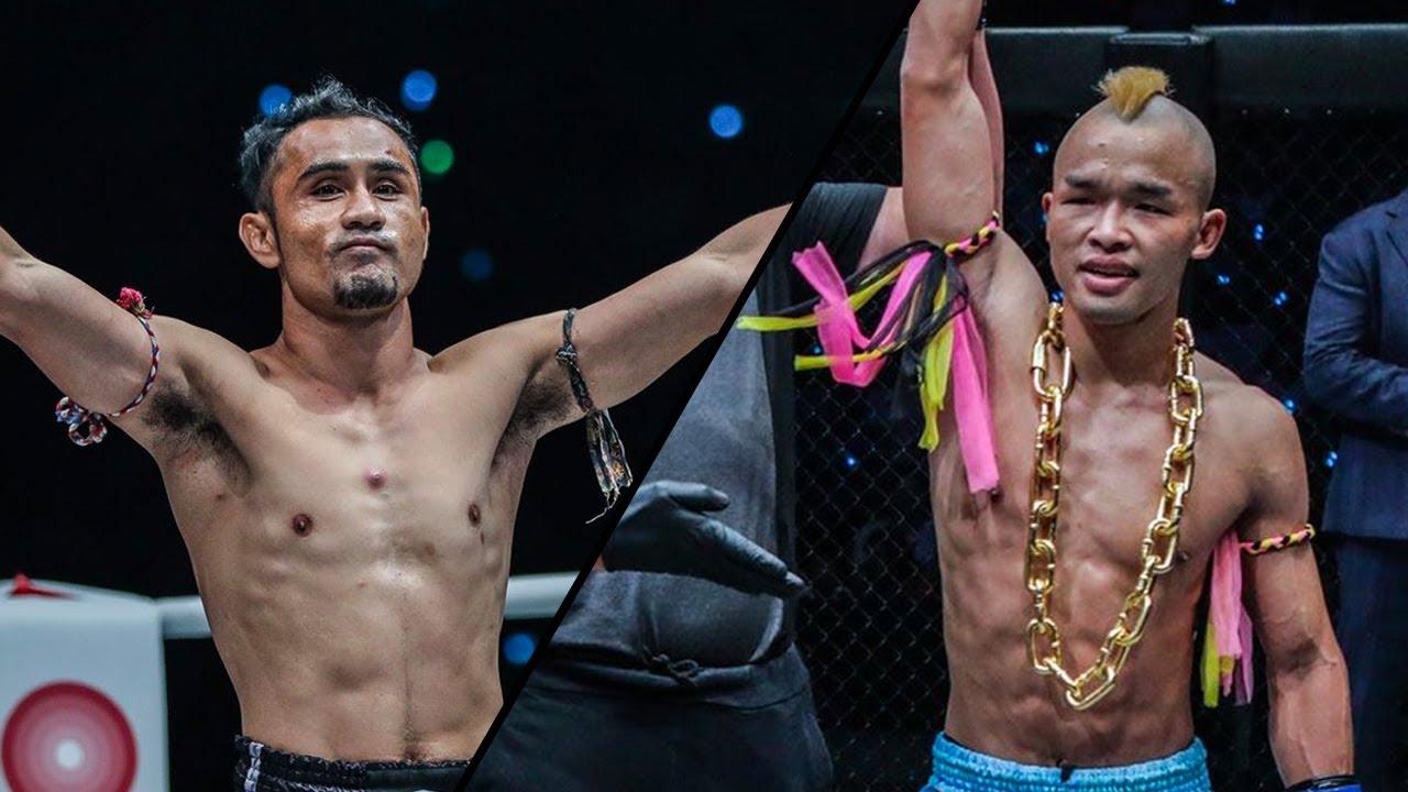Sam-A Gaiyanghadao vs. Wang Junguang | ONE Corner To Corner