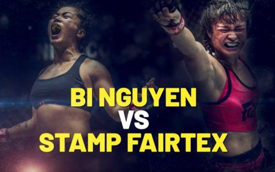 Stamp Fairtex vs. Bi Nguyen | ONE Frame By Frame With Miesha Tate