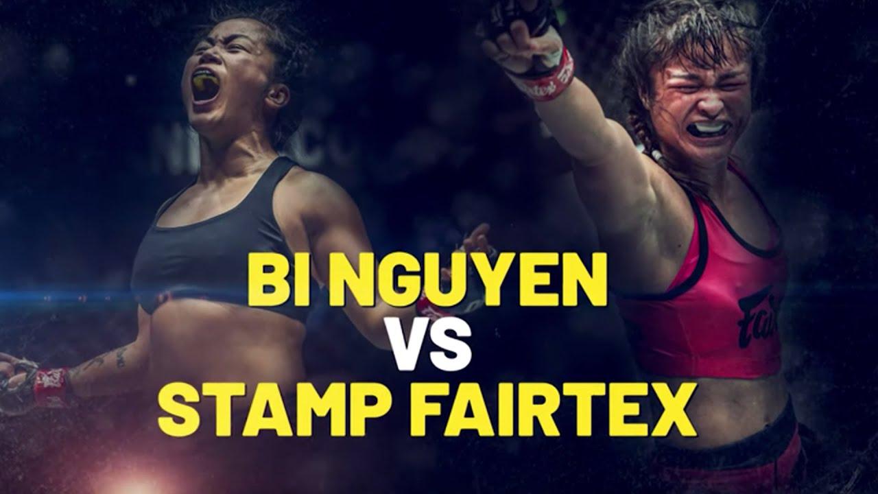 Stamp Fairtex vs. Bi Nguyen   ONE Frame By Frame With Miesha Tate