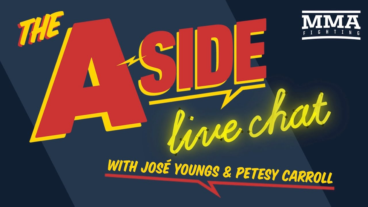 The A-Side Live Chat: Jorge Masvidal's Win Over Nate Diaz, UFC 244 Aftermath, UFC Moscow, More