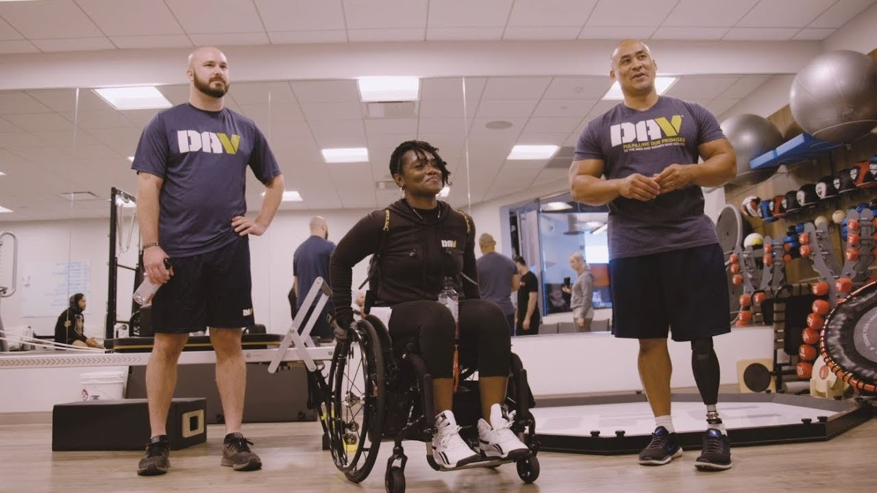 UFC and Disabled American Veterans: One Team, One Fight