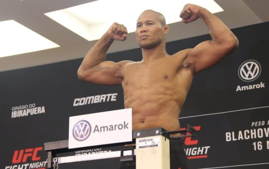 UFC Sao Paulo Official Weigh-Ins Highlights – MMA Fighting