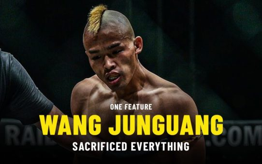 Wang Junguang Sacrificed Everything | ONE Feature