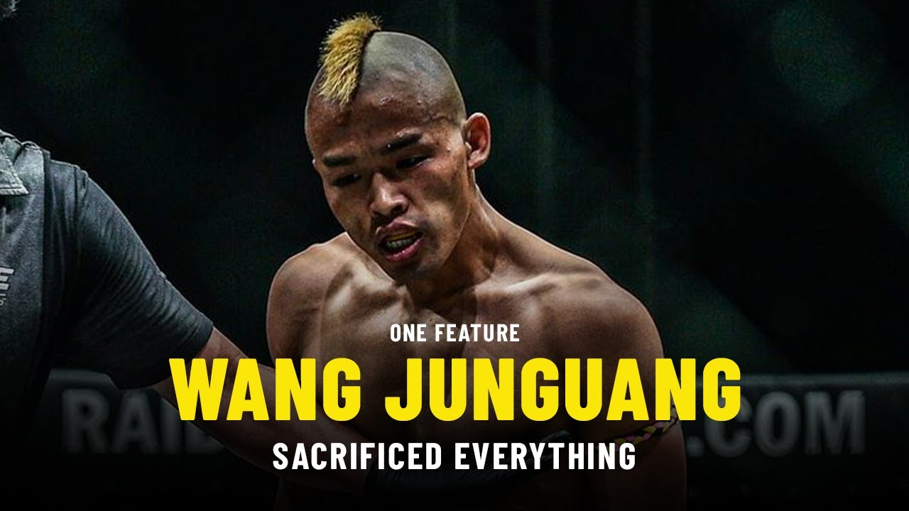 Wang Junguang Sacrificed Everything   ONE Feature