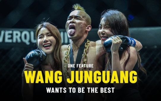 Wang Junguang Wants To Be The Best | ONE Feature