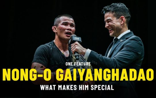 What Makes Nong-O Special | ONE Feature