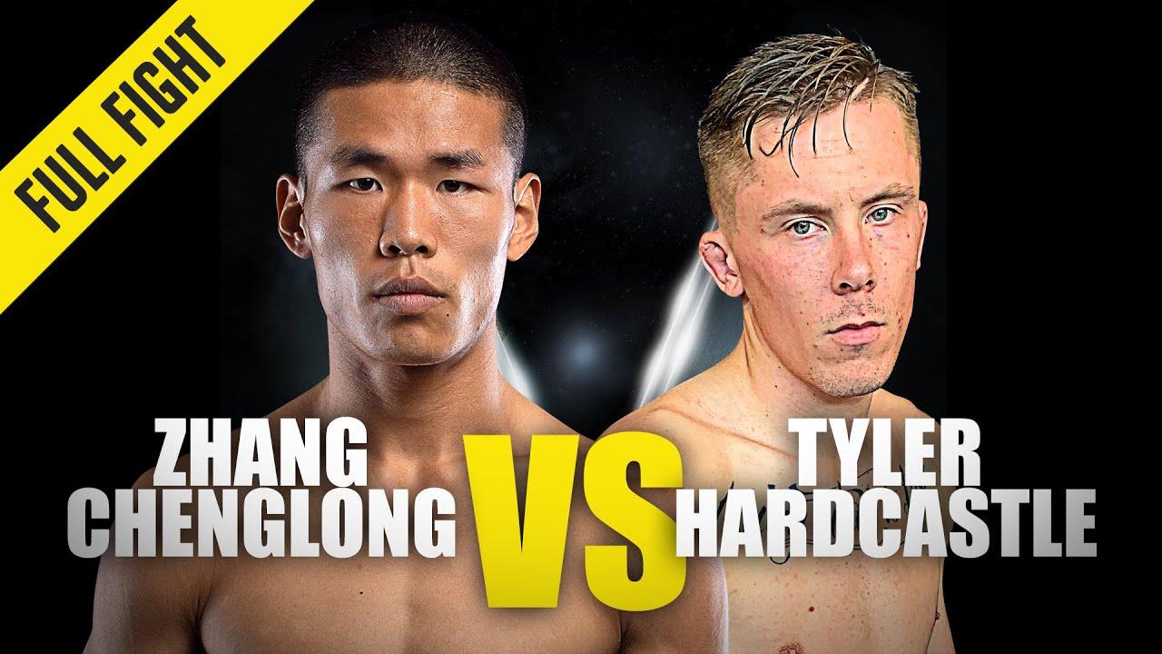 Zhang Chenglong vs. Tyler Hardcastle | ONE Full Fight | June 2019
