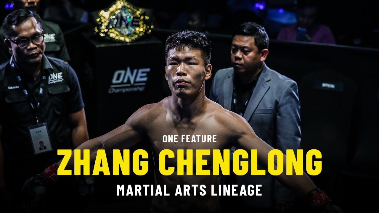 Zhang Chenglong's Martial Arts Lineage | ONE Feature
